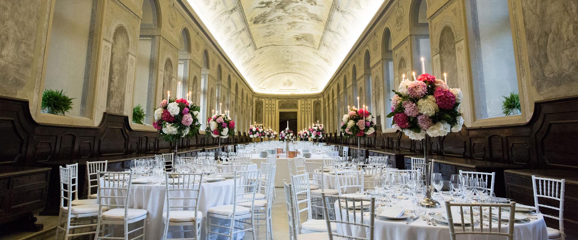 Matrimonio - Sposarsi a Santa Chiara