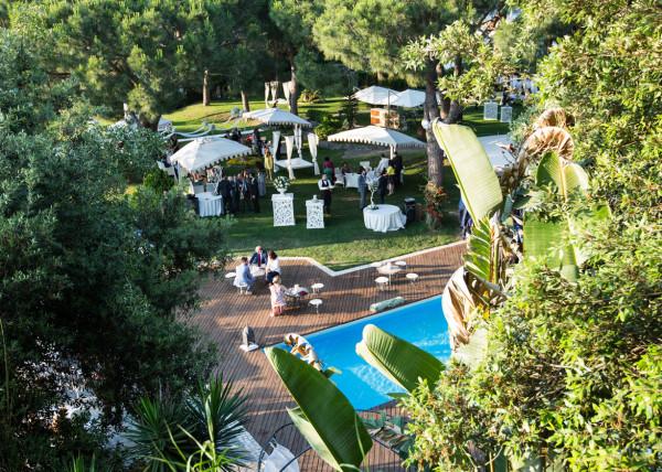Villa Habiba - Location Per Matrimonio