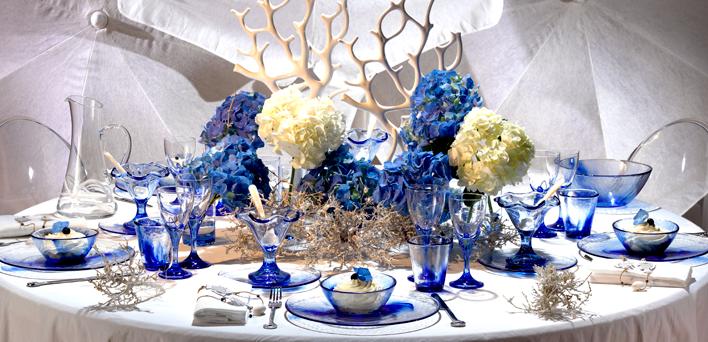 Matrimonio Tema Mare Enzo Miccio : L intramontabile stile marino festeggiando