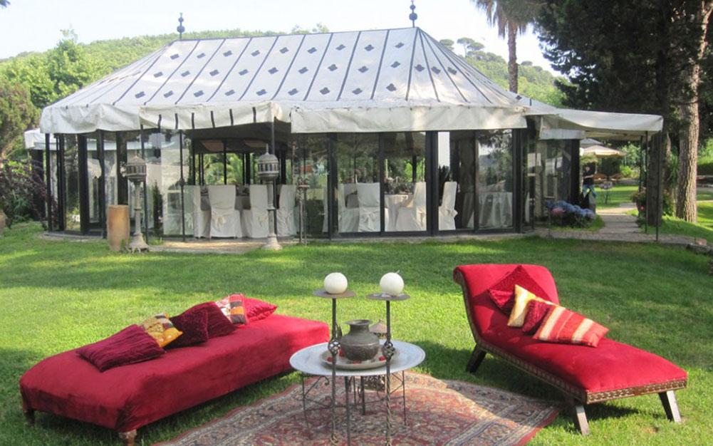 Villa Habiba Lago D Averno