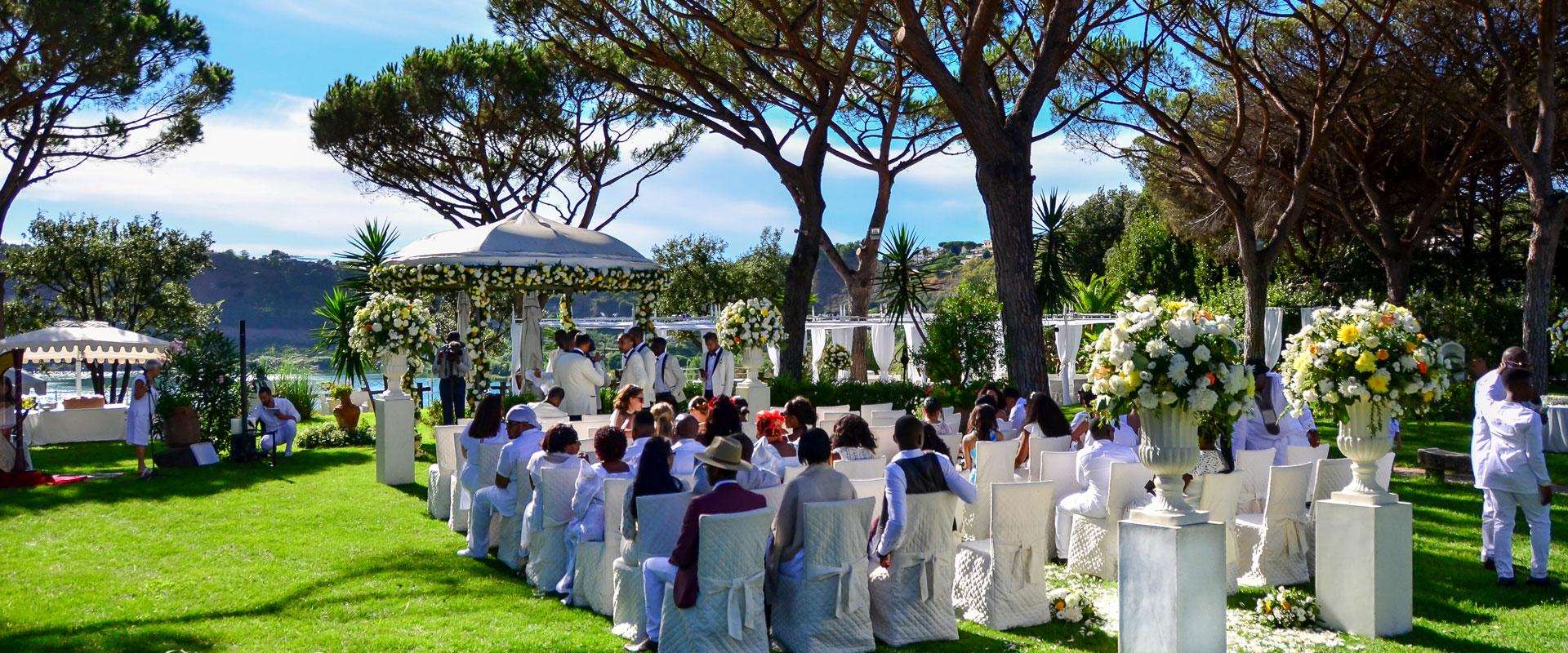 Matrimonio a Villa Habiba