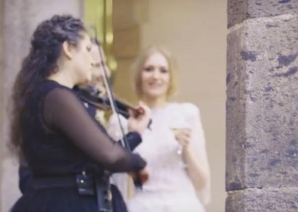 matrimonio a Santa Chiara