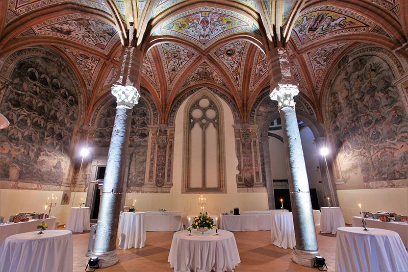 San Lorenzo Maggiore - Festeggiando Catering Napoli
