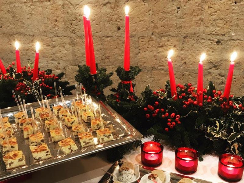 natale - Festeggiando Catering Eventi